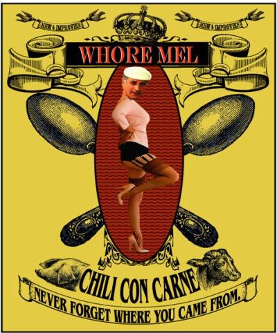 whore mel