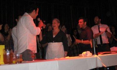 Trash-talkin Mama Suarez takes Judge's Second Place